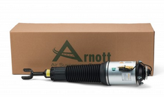 aftermarket air suspension strut for the Front of the 2003-2010 Audi A8 (D3 Chassis) with Normal and Sport Suspension