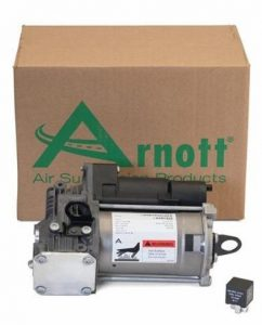 Arnott Air Suspension Compressor (P-3214) for the 2007-2012 Mercedes-Benz GL-Class and the 2006-2011 Mercedes-Benz ML-Class,