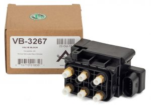 Arnott Jeep Audi Mercedes-Benz Air Suspension Valve Block