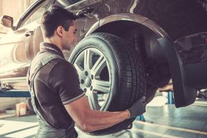Tire change - Winter Check